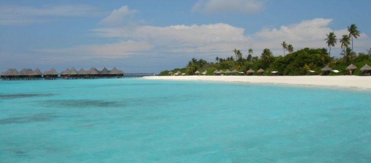 Eaux Turquoises aux Maldives