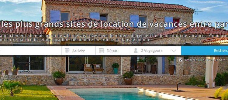 Comparer les site de location de vacances entre particuliers