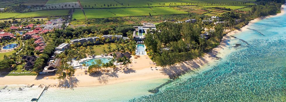 C Est Mon Avis Voyage L H 244 Tel Outrigger Mauritius Beach