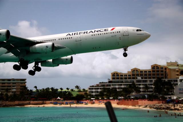 Voyager avec Air France