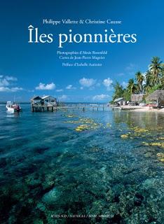 Couverture du livre Iles pionnières