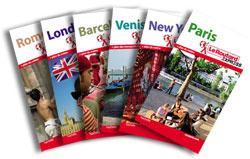 Routard Express : Des nouveau guides pour les week-end low cost !