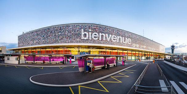 photo d'Orly aéroport Paris