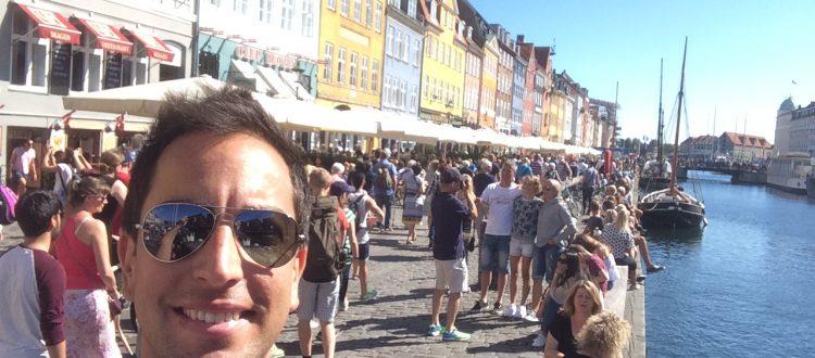 Copenhague en été